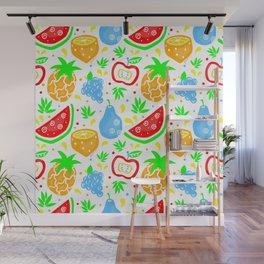 Fiesta de las Frutas Wall Mural