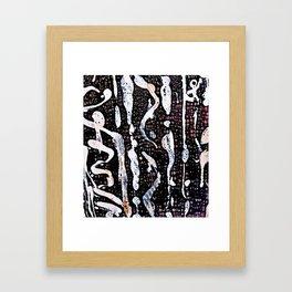 Labor Day 2018 2 Framed Art Print