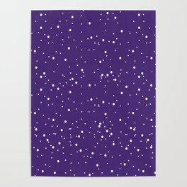 Funny dots Poster