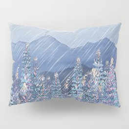 Mountain Lupine  Pillow Sham