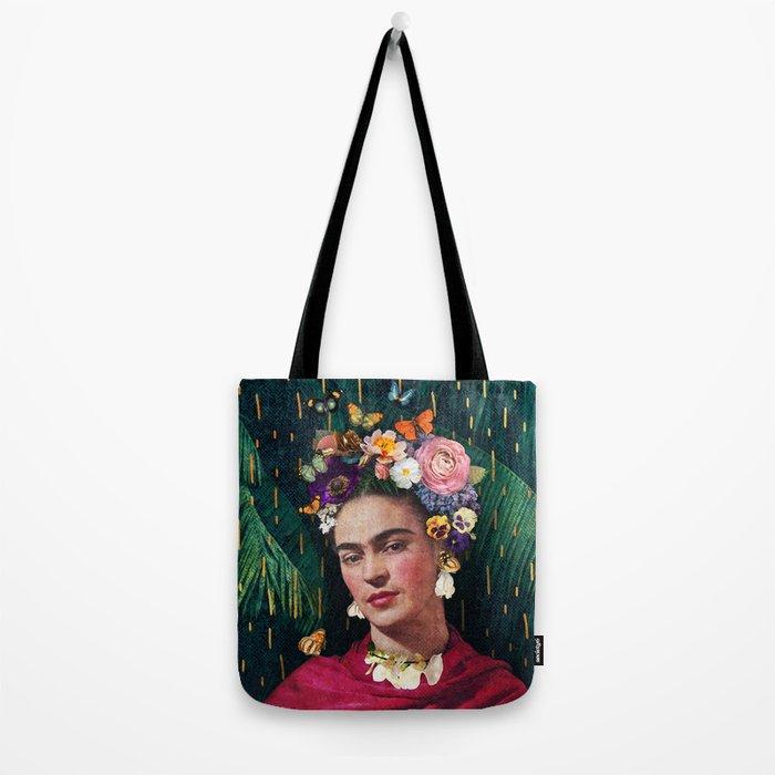 Frida Kahlo :: World Women's Day Tote Bag