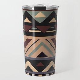 African No9 Antique Brown Travel Mug
