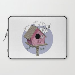 Bird's house: The Singer Laptop Sleeve