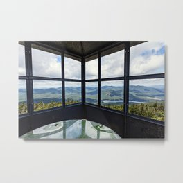 from the fire tower Metal Print