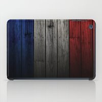 france iPad Cases featuring France by Nicklas Gustafsson