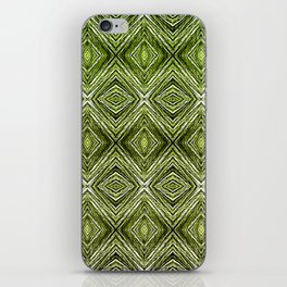 Memories of Woven Grass, Verdure iPhone Skin