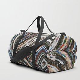 Marble Wisdom Love Veins 1 Duffle Bag