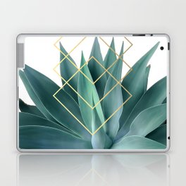 Agave geometrics Laptop & iPad Skin