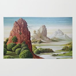 valley water Rug