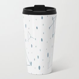 Star_Vera_blue Travel Mug