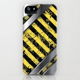 Danger II iPhone Case