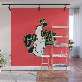 GFYS Wall Mural