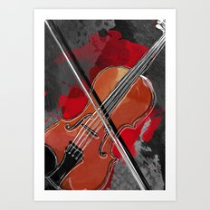 Music !  Art Print