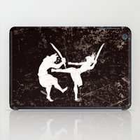 ninja iPad Cases featuring Ninja by TrueLoveStory