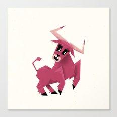 Taurus! Canvas Print