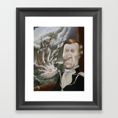 Alexander's Leviathan Framed Art Print