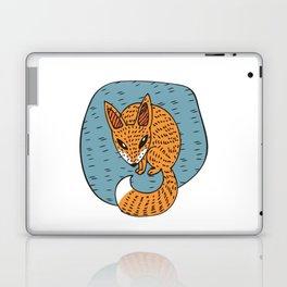 Fox Hole Laptop & iPad Skin