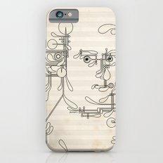 Custom made Mozart Slim Case iPhone 6s