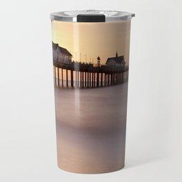 Southwold Pier at Sunrise Travel Mug