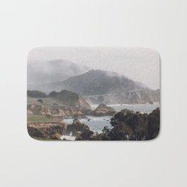 A Heavenly Home - Big Sur, California, USA Bath Mat