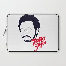 Toro Y Moi - Minimalistic Print Laptop Sleeve