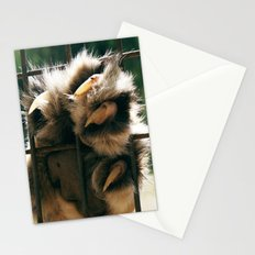 Lion Claw Stationery Cards