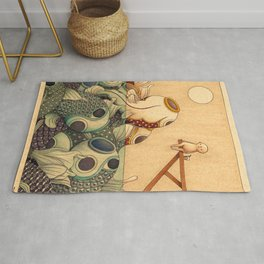 Summer by the Sea Rug