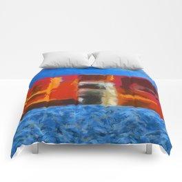 Oran Comforters