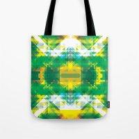 manhattan Tote Bags featuring Manhattan by Brandon Paul Martinez
