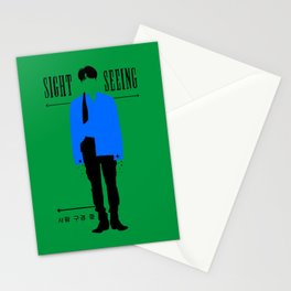 Jonghyun - Sightseeing Stationery Cards