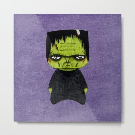 A Boy - Frankenstein's monster Metal Print