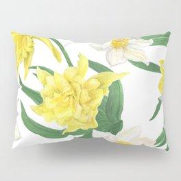 daffodil flowers Pillow Sham