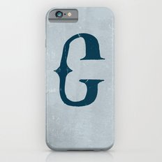 Letter C - Letter A Day Project iPhone 6s Slim Case