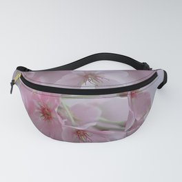 Delicate Pink Blossoms Fanny Pack