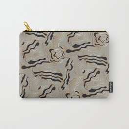 Golden Sand – a Touch of Elegance Carry-All Pouch