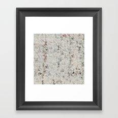 ABC#4 Framed Art Print