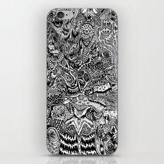 Closet Sickness iPhone & iPod Skin