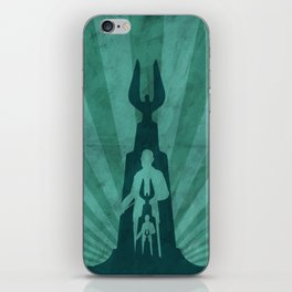 Bioshock - Andrew Ryan and The Lighthouse iPhone Skin