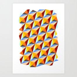 PPPattern Art Print