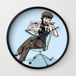 Lois Wall Clock