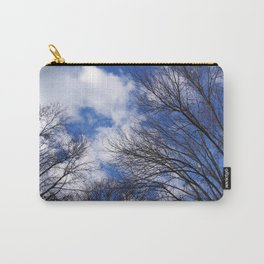 Reaching for the clouds Carry-All Pouch