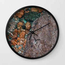 The Shallow deep Wall Clock
