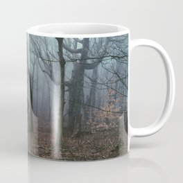 Foggy Max Patch Woods Coffee Mug