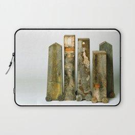 Residual Village No2 by Annalisa Ramondino Laptop Sleeve