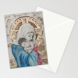 Madre Delle Strade Stationery Cards