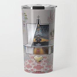 Cathedral St. Mary Assumption SF Travel Mug