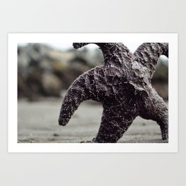 Dancer by Jessi Fikan Art Print