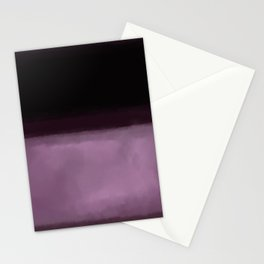 Rothko Inspired #2 Stationery Cards