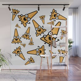 Friendly Neighborhood Cone Pattern Wall Mural