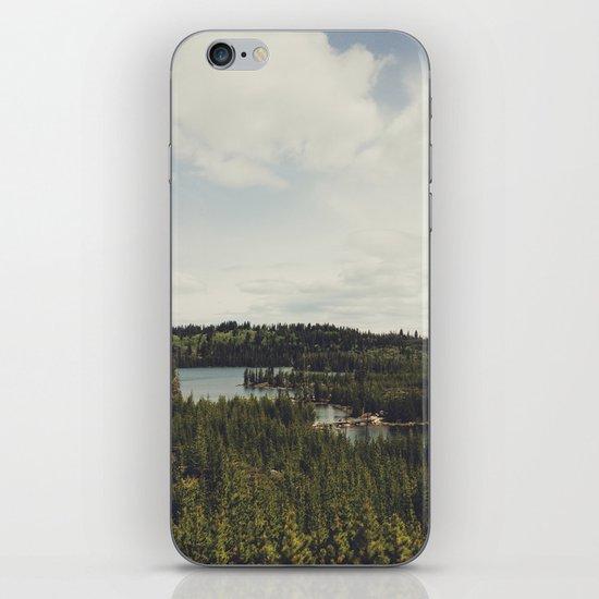 Taggart Lake iPhone & iPod Skin